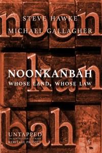 Book Cover: Noonkanbah