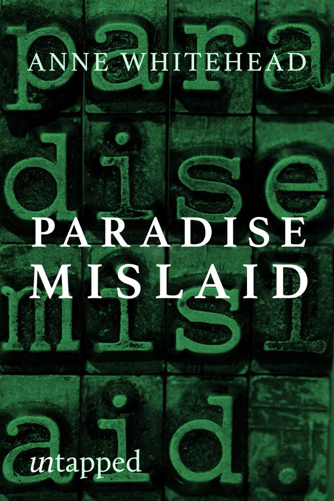 Book Cover: Paradise Mislaid