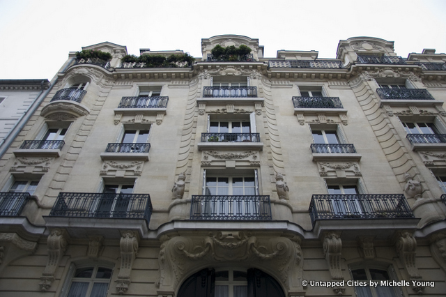Jim Morrison Paris Apartment Marais 17 Rue Beautrellis 6