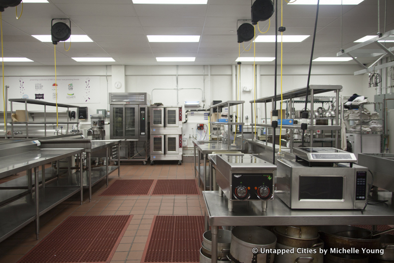 Behind the Scenes in Hot Bread Kitchen Incubator in Harlem