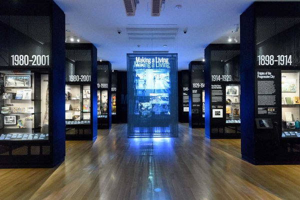 York Core Exhibit Opens Reflecting 400 Years Of Nyc History And Future