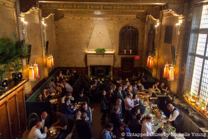 Inside The Reopened Campbell Apartment Bar Grand Central Terminal