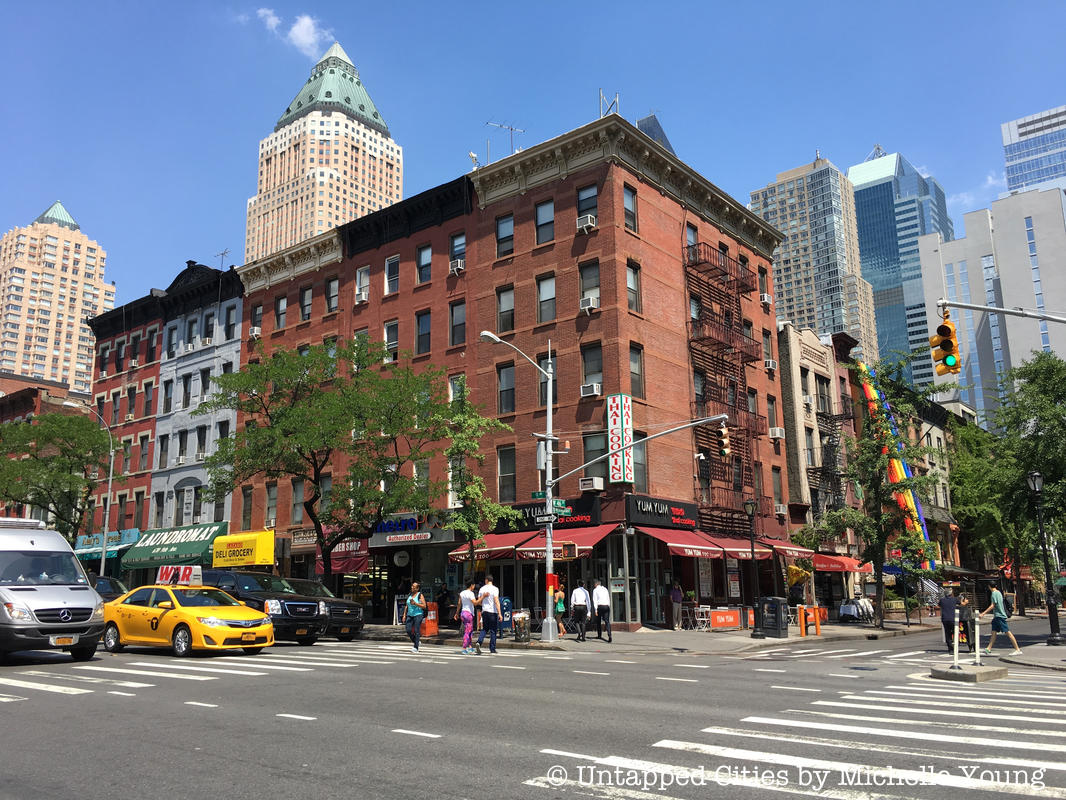 The Top 10 Secrets of Hell's Kitchen in NYC