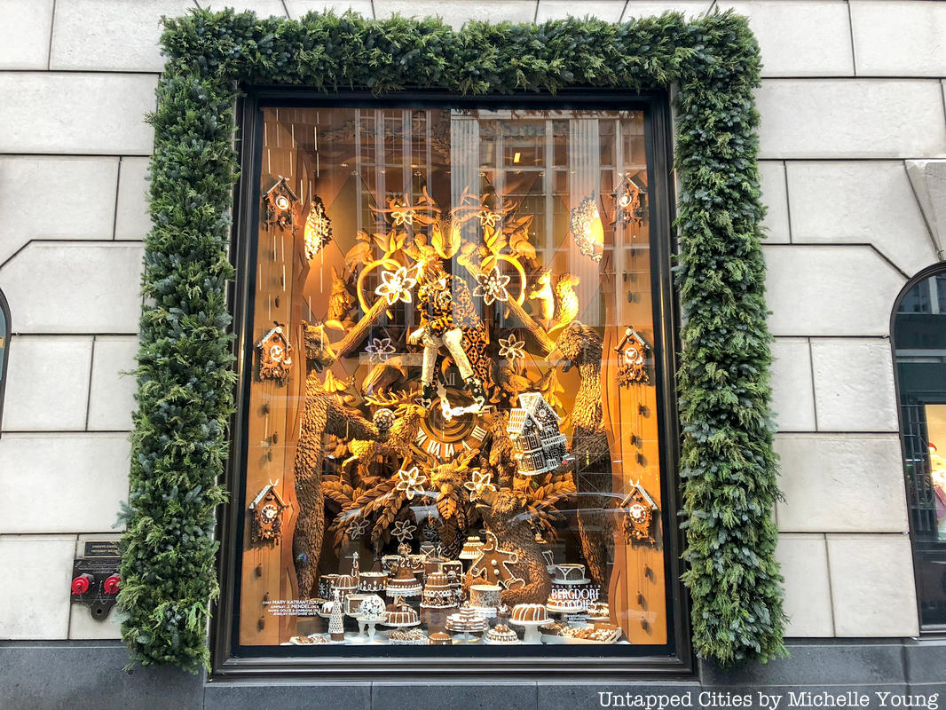 9 Stunning Department Store Holiday Windows To Check Out