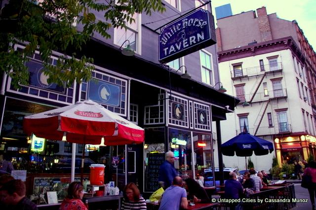 white horse tavern-oldest surviving bars-west village-nyc