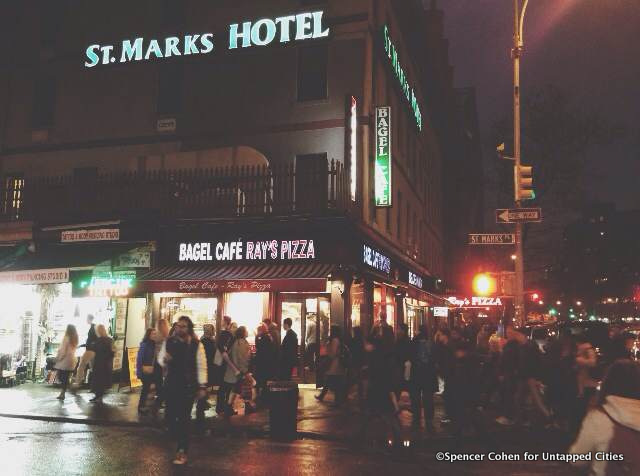 History of Streets: St. Marks Place. 2nd to 3rd Avenue - Untapped New York