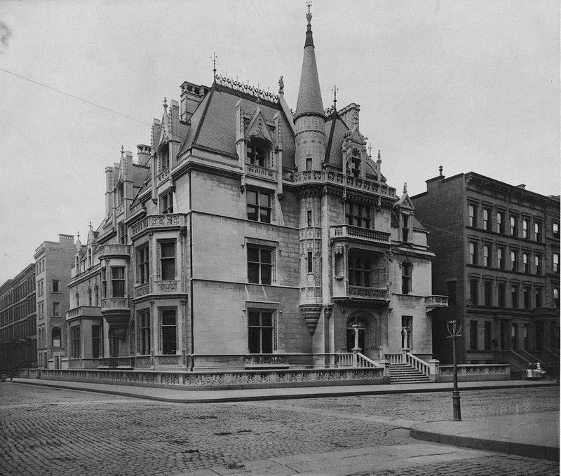 660 Fifth Avenue William K. Vanderbilt House