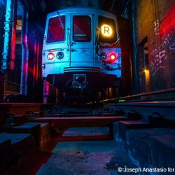 7 NYC Tunnels where Subway Trains Go to Sleep