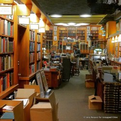 Step Inside NYC's Oldest Bookstore: Argosy Books in Midtown