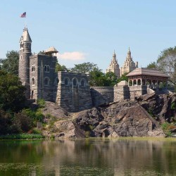 10 Places You Can See Manhattan Schist Up Close in NYC