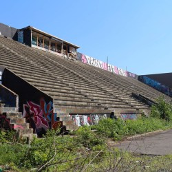 Abandoned Ironbound Football Stadium in Newark Gets New Life