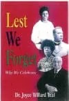 Lest We Forget Casebound Copy