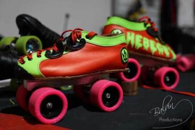 Dresdner Eventfotograf Roller Derby
