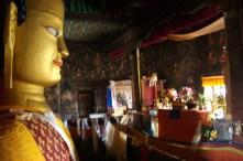 Tempel im Königspalast Shey