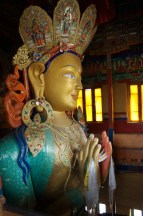 Buddha in Thikse