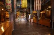 Ein typischer Gebetsraum