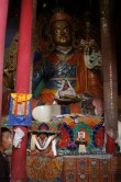 Buddhastatue in Hemis