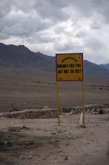 Verkehrserziehung auf indisch