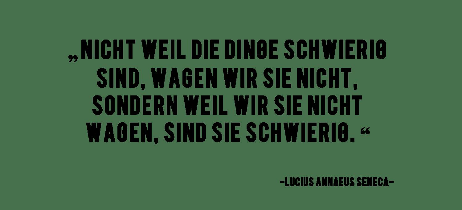 Zitat LUCIUS ANNAEUS SENECA