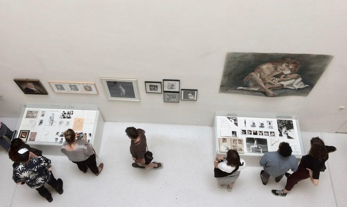 neue Galerie documenta14 in Kassel unterwegsinsachenkunst