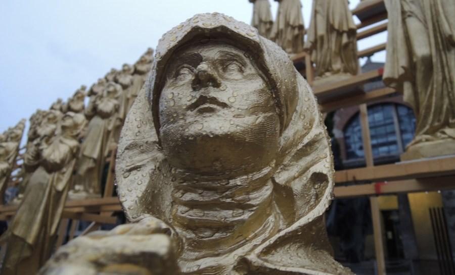 Ottmar Hört Nürnberger Madonna
