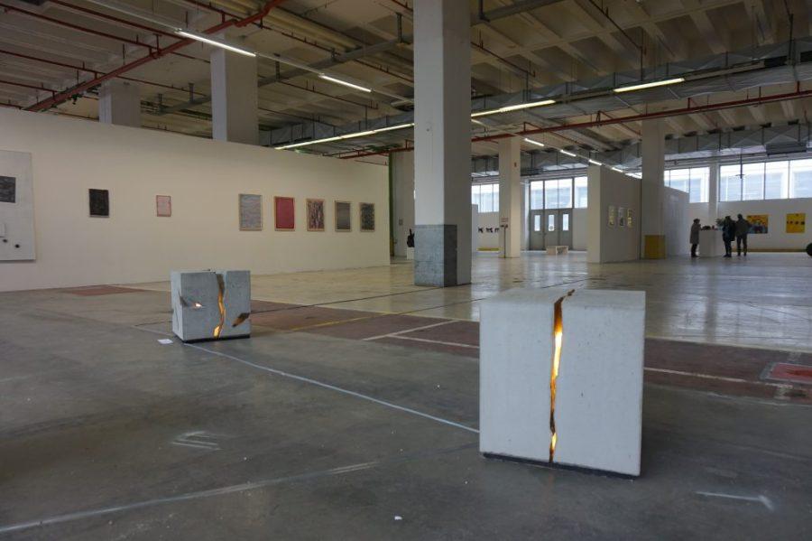 robert scholz betongold lara hoffmann unterwegs in sachen kunst nürnberg auf aeg
