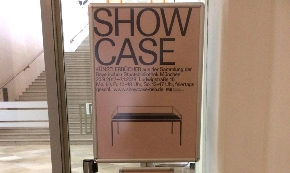 Showcase Ausstellung