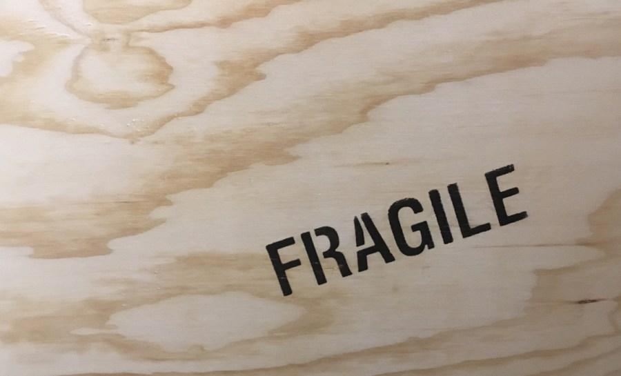 Fragile Fragile unterwegs in sachen Kunst