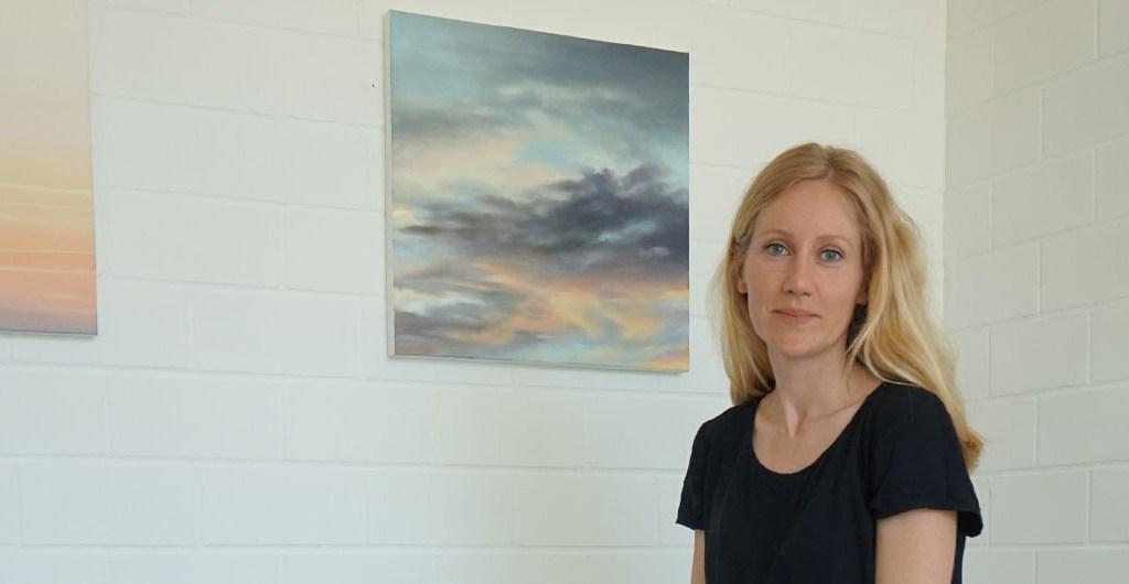 Künstlerin Lara Eckert Atelierbesuch