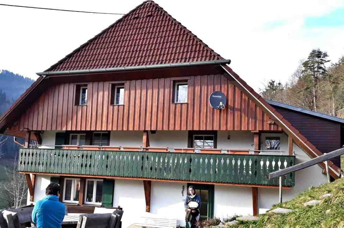 Wanderhaus Belchenblick