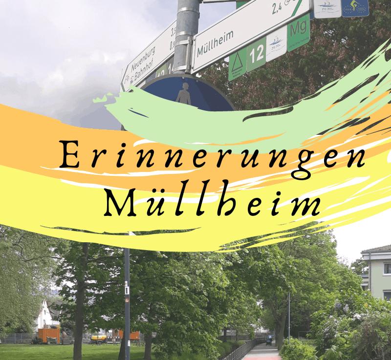 Fußweg nach Müllheim