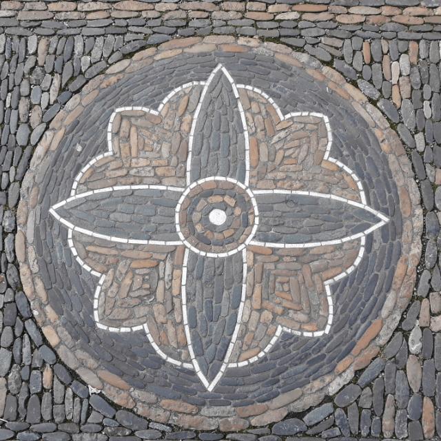 Freiburger Pflastermosaike