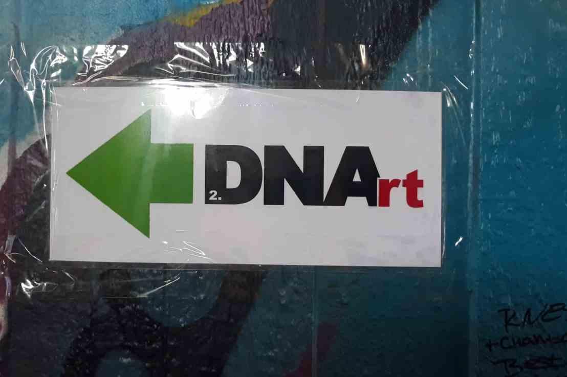 Vernissage in Schopfheim, Kunstausstellung DNArt in der Kulturfabrik