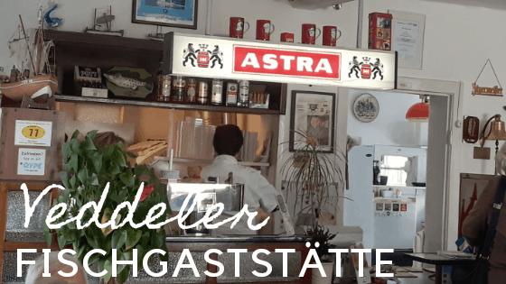 Veddeler Fischgaststätte in Hamburg Der Tresen sieht aus wie 1932