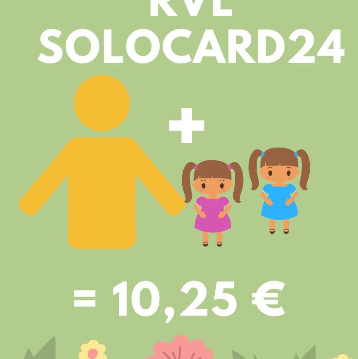 RVL Solocard 24, das Tagesticket im Verkehrsverbund Lörrach