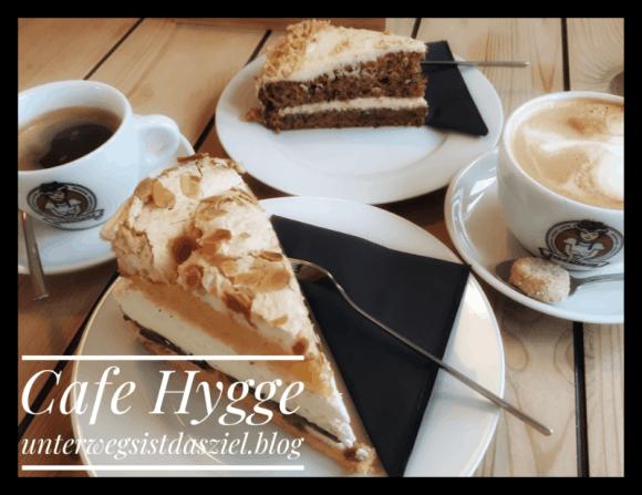 Kuchen und Torten im Cafe Hygge in Lörrach Hauingen