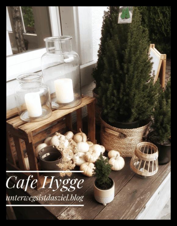 Eingangsbereich Cafe Hygge in Lörrach Hauingen