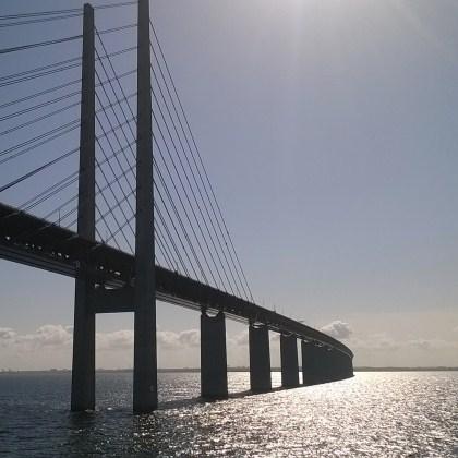 Viele Wege führen nach Schweden - Fähre oder Brücke?
