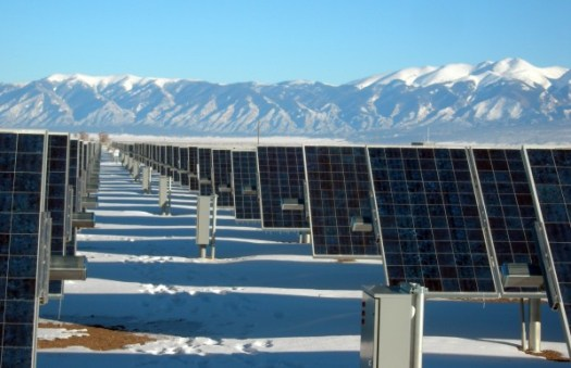 'Tis the Season… for Winter Solar Marketing Info, Messaging, and Photos