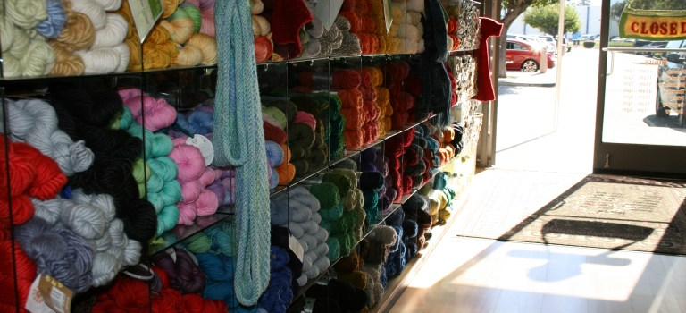 Green Planet Yarn store