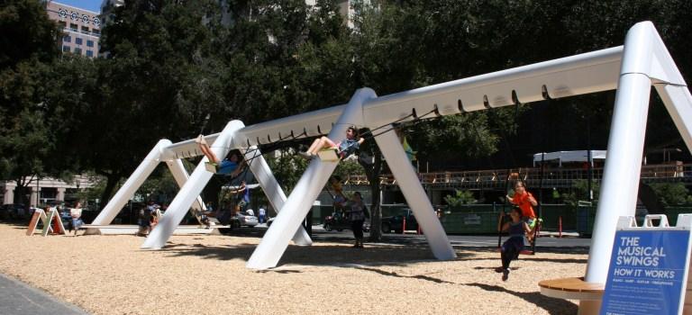 Musical swings