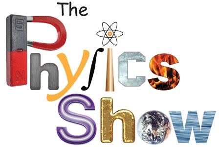 The Physics Show logo