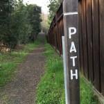 Los Altos Hills path