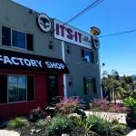 It's it factory store, Burlingame