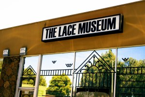 Lace Museum in Sunnyvale