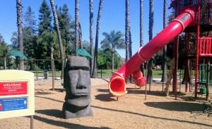 Las Palmas playground in Sunnyvale