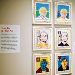Tony Foster's pop art