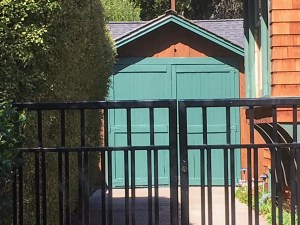 HP garage in Palo Alto