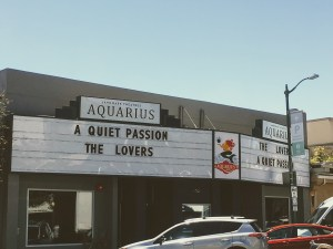 Aquarius Theater, Palo Alto