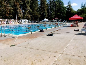 Riconda Pool, Palo Alto